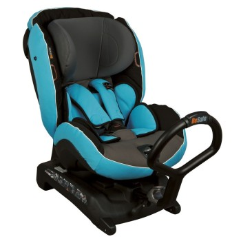 The BeSafe IZI Kid X3 ISOFIX RF 0-18KG (0-40lb)